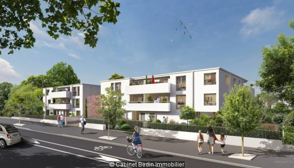 Achat Appartement 4 pièces Merignac 3 chambres