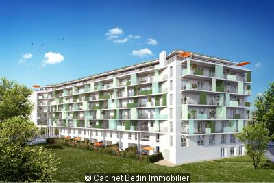 Achat Appartement T1 Talence