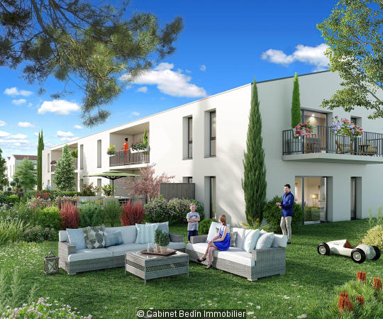 Achat Maison T3 Le Pian Medoc 3 chambres