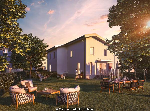 Achat Maison T4 St Vincent De Paul 3 chambres