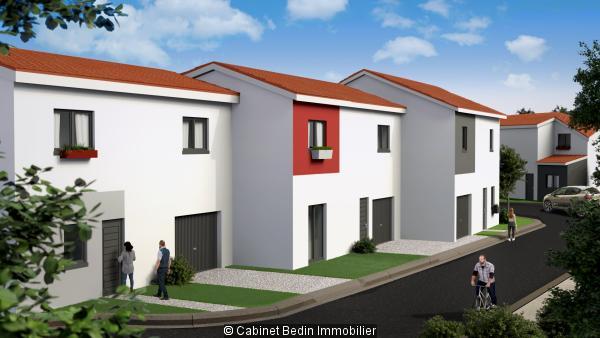 Achat Maison T3 Leognan 2 chambres