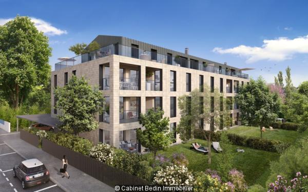 Achat Appartement T2 Le Bouscat 1 chambre