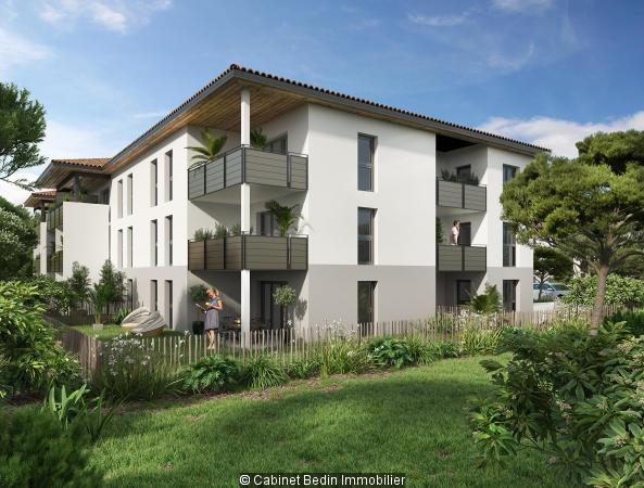 Achat Appartement 2 pieces St Paul Les Dax 1 chambre