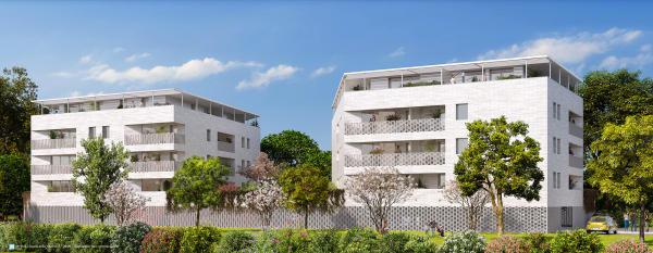 Vente Appartement T3 Floirac 2 chambres