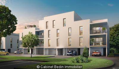 Vente Appartement T4 Blanquefort 3 chambres