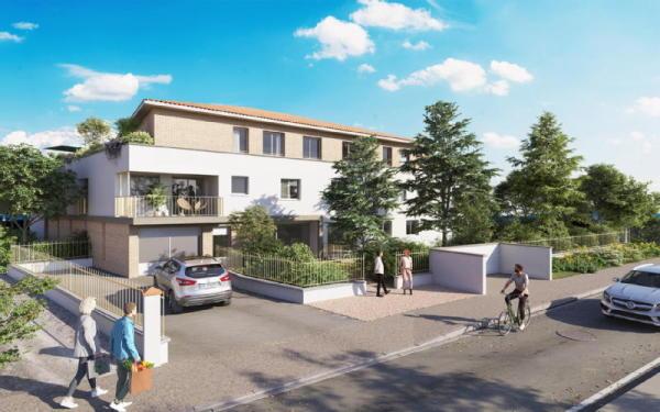 Achat Appartement 3 pièces St Orens De Gameville 2 chambres