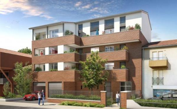 Vente Appartement T3 Toulouse 1 chambre