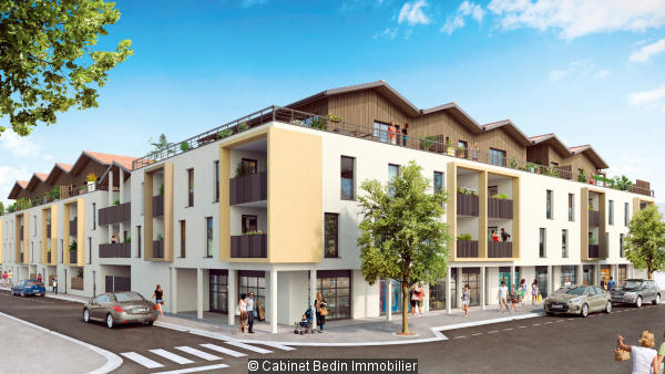 Vente Appartement T3 Biscarrosse 2 chambres