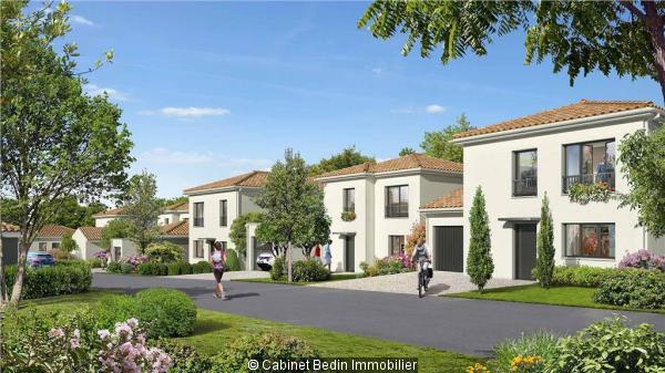 Achat Appartement T3 Beaupuy 2 chambres