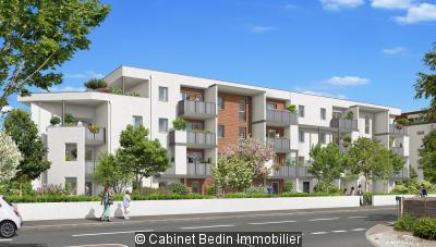 acheter Appartement T3 Bruges 2 chambres