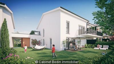 Achat Appartement 4 pieces St Orens De Gameville 3 chambres