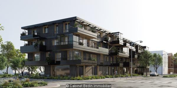 acheter Appartement T4 Floirac 3 chambres