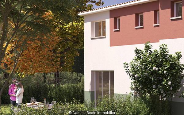 Achat Maison 4 pieces Toulouse 3 chambres