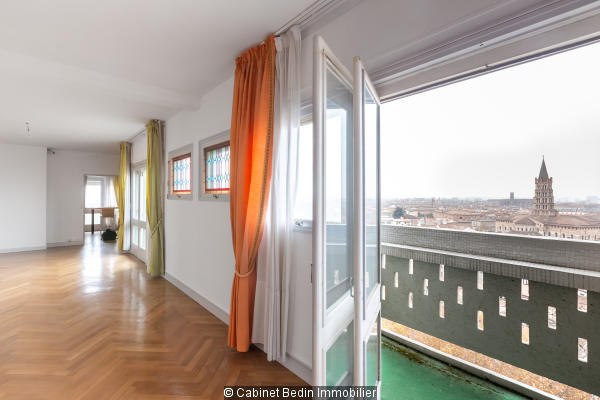 Achat Appartement 6 pieces Toulouse 4 chambres