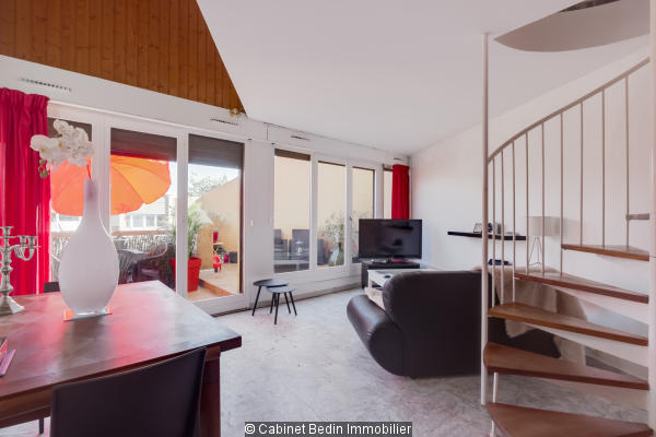 acheter Appartement T4 Toulouse 2 chambres