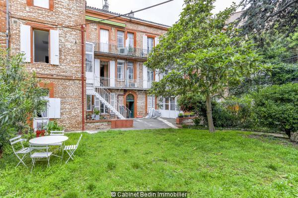 Achat Appartement 5 pièces Toulouse 3 chambres