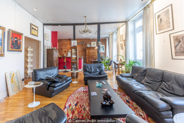 Achat Appartement T3 Toulouse 2 chambres