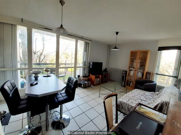 Achat Appartement T2 Cenon 1 chambre