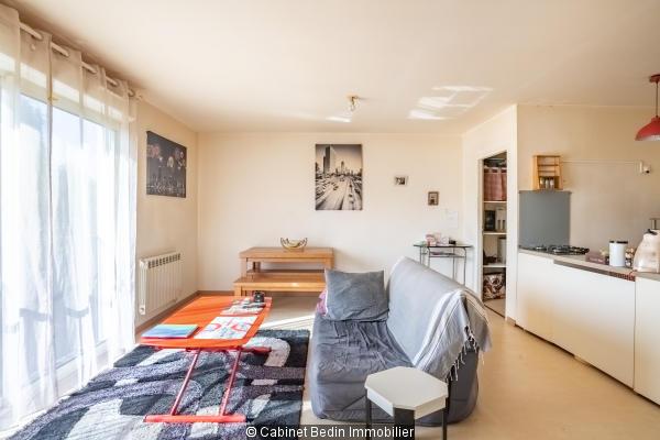 Achat Appartement 2 pieces Pessac 1 chambre
