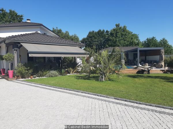 acheter Maison T5 Mios 4 chambres
