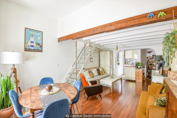 Vente Maison T3 Bordeaux 2 chambres