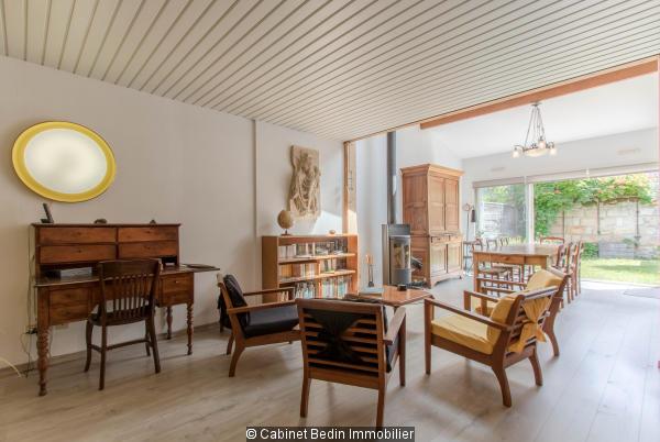 Vente Maison T5 Bordeaux 3 chambres
