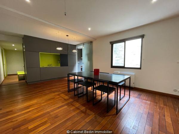 Achat Appartement 4 pieces Bordeaux 2 chambres