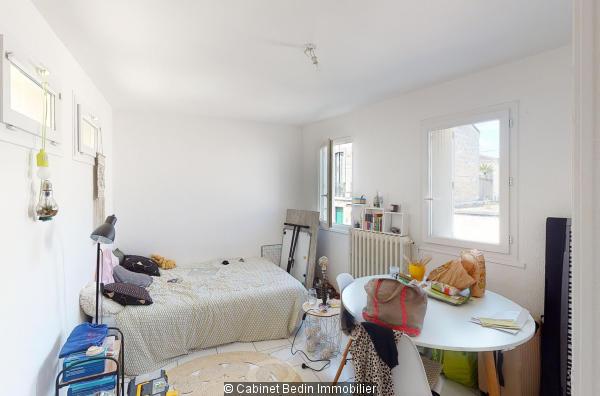Achat Appartement 1 pièce Bordeaux 1 chambre