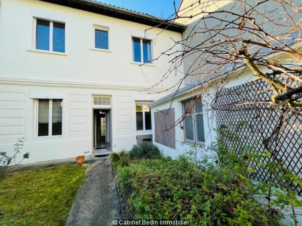 Achat Maison 6 pièces Bordeaux 4 chambres
