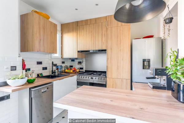 Achat Appartement 3 pièces Bordeaux 1 chambre
