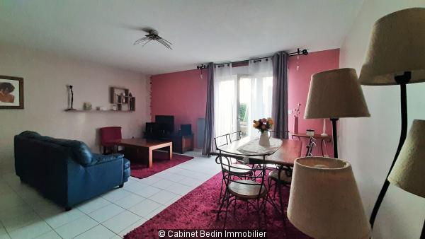 Vente Maison T4 Toulouse 3 chambres