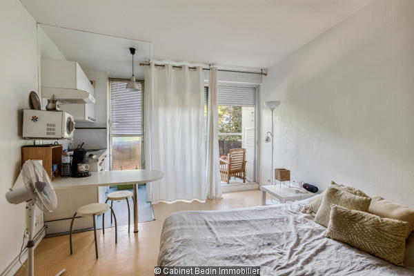 Achat Appartement T1 Toulouse 1 chambre