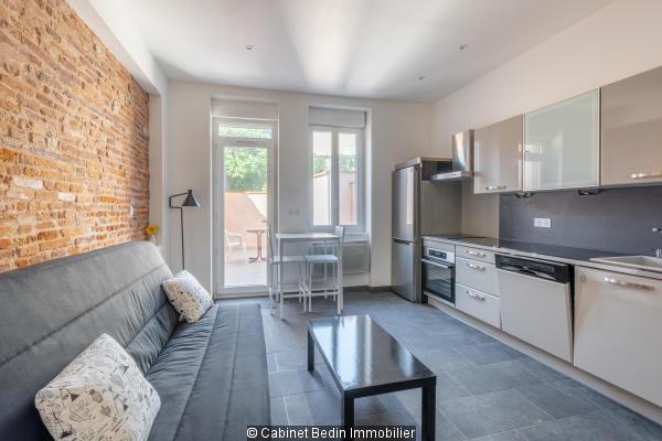 Achat Appartement 1 pièce Toulouse 1 chambre