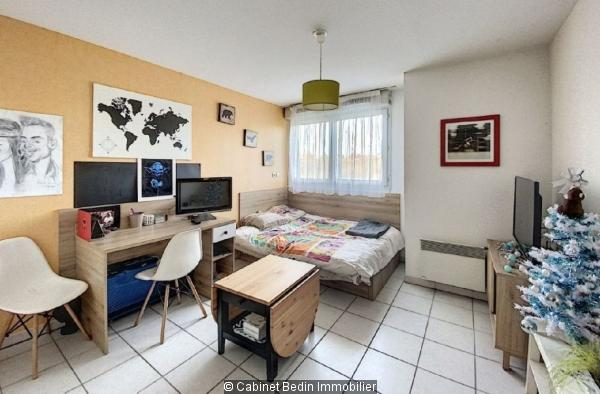 Achat Appartement 1 piece Toulouse