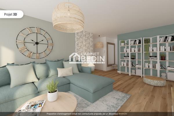 Vente Appartement T4 Toulouse 3 chambres