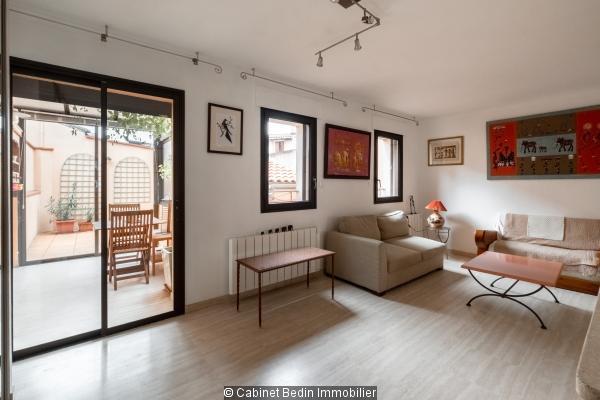 Achat Appartement 6 pièces Toulouse 3 chambres