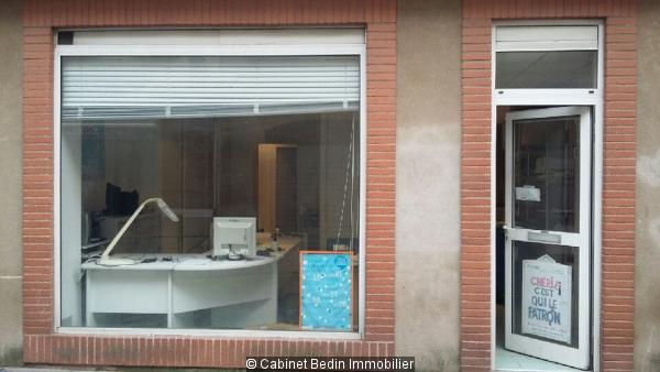 Achat Local commercial Toulouse