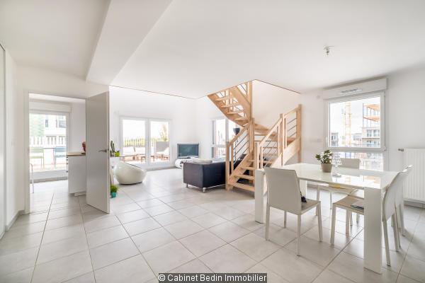Vente Appartement T5 Toulouse 4 chambres