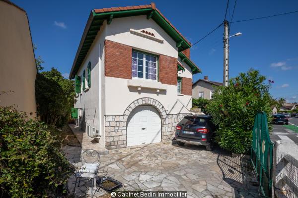 Vente Maison T5 Toulouse 3 chambres