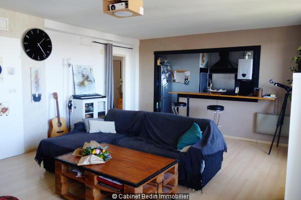 Vente Appartement T3 Toulouse 2 chambres