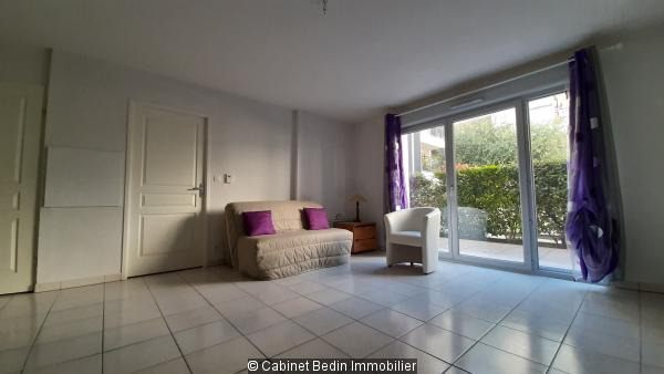 Achat Appartement 2 pieces Toulouse 1 chambre