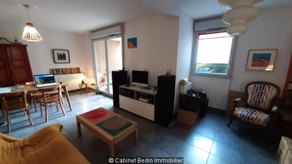 Vente Appartement T4 Toulouse 2 chambres