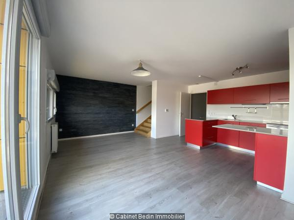 Achat Appartement T4 Toulouse 3 chambres