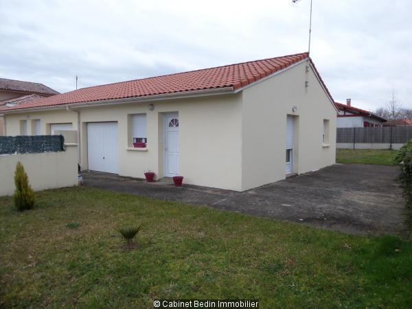 Achat Maison T3 St Paul Les Dax 2 chambres
