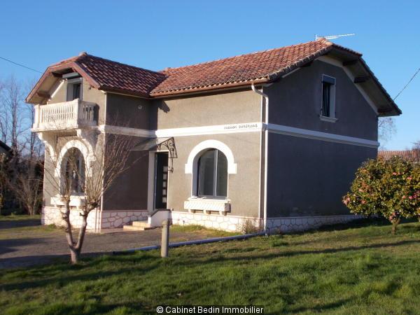 Vente Maison 7 pieces Pontonx Sur L Adour 4 chambres