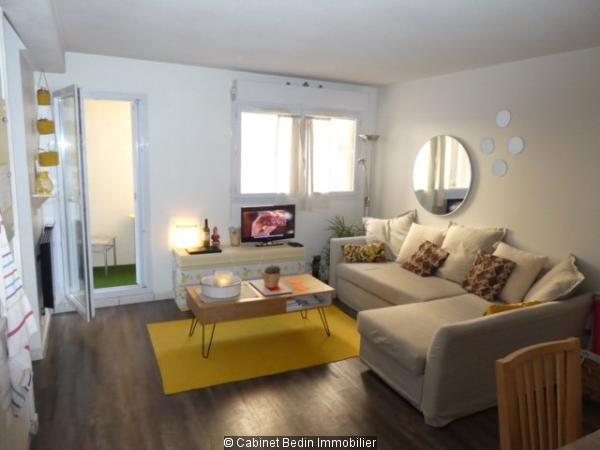 Vente Appartement T2 Toulouse 1 chambre