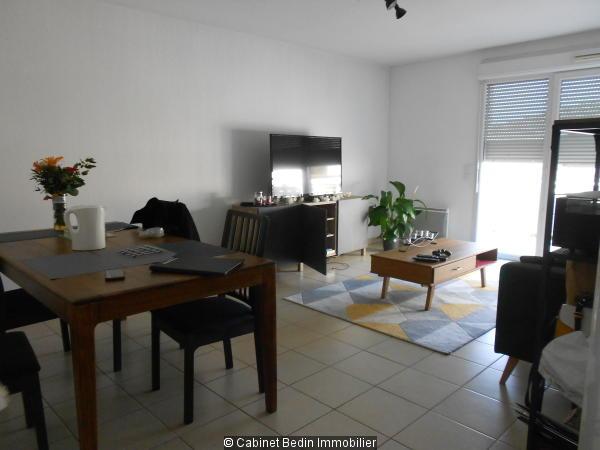 Achat Appartement 3 pièces Bruges 2 chambres
