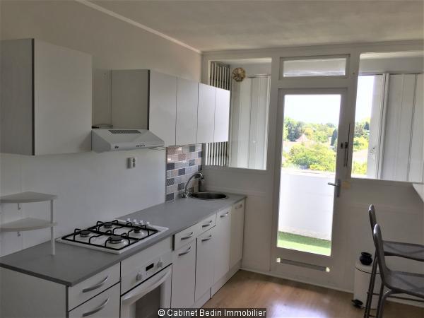 Achat Appartement 4 pièces Bruges 3 chambres