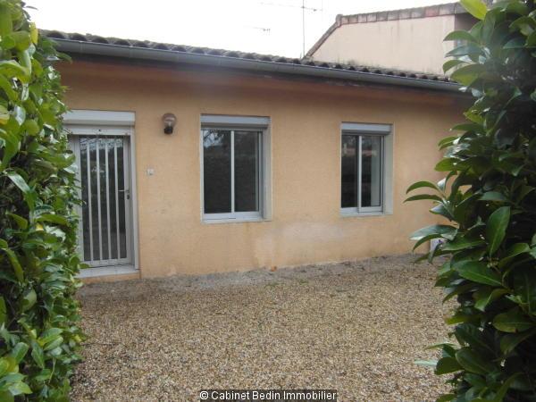 Vente Maison T3 St Medard En Jalles 2 chambres