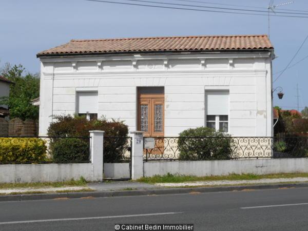 Vente Maison T4 St Medard En Jalles 3 chambres